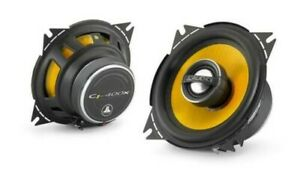 JL Audio 4in 100mm 105w coaxial car Audio stereo pair of speakers 35w RMS