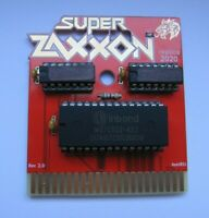 SUPER ZAXXON GOLD Beveled for Commodore 64 C64 C128 PLA TEST replacement