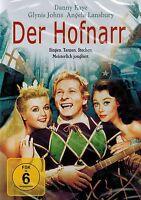 DVD NEU/OVP - Der Hofnarr - Danny Kaye, Glynis Johns & Angela Lansbury