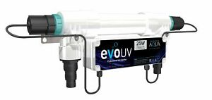 New Evolution Aqua UV Clarifier EVO25