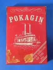 Brand New Vintage Pokagin Card Game 1983 Factory Sealed!