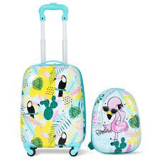 2PC Kid Luggage Set 12