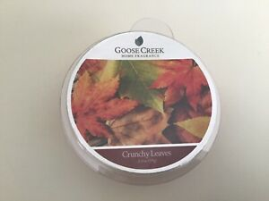 Goose Creek Crunchy Leaves Wax Melts