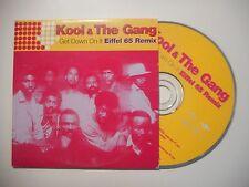 KOOL & THE GANG : GET DOWN ON IT ♦ CD SINGLE PORT GRATUIT ♦