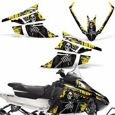 Decal Graphic Kit Arctic Cat F Series Z1 Sled Snowmobile Accessories Wrap REAP Y