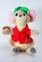 "13"" Disney Jake Rescuers Down Under Kangaroo Mouse Stuffed Animal Plush Toy"