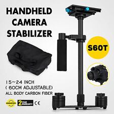 S60 Carbon Fiber Handheld Camera Stabilizer Steadicam Sony Gradienter Video DSLR