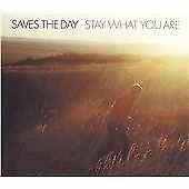 Saves the Day - Stay What You Are (2003) indie rock cd album