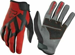 2020 Fox Racing Mens Ranger Racing Mountain Bike BMX MTX MTB Gloves RED