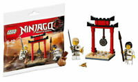 Lego ® Set Complet Polybag Ninjago Wu-cru Target Training 30530 NEW