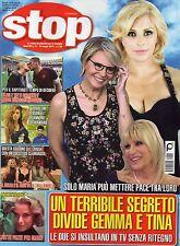 Stop 2017 17.Gemma,Red Canzian dei Pooh,Cristina Parodi,Meryl Streep,Grace Kelly