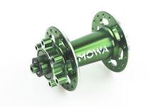MOWA Mountain MTB Cycling Bike Disc Brake Rotor Front Hub 32H for Shimano Green