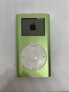 Apple iPod Mini Green 2nd Generation 4GB A1051 K026