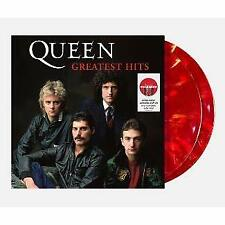 Queen - Greatest Hits Ltd. Edition Ruby Blend Colored 2x Vinyl LP