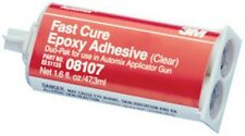 Automix Fast Cure Epoxy Adhesive 08107, 2 oz pack 3M-8107 Brand New!