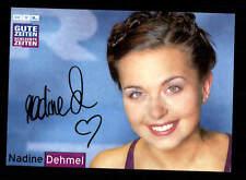Nadine Dehmel RTL  Autogrammkarte TOP ## BC 79903 D