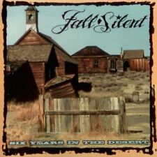 Fall Silent - Six Years In The Desert - CD  Heavy Metal / Hardrock / Punk