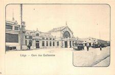 LIEGE - Gare des Guillemins