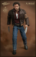 Wjltoys 1/6 Wolverine 1.0 versions Hugh Jackman The Wolf uncle HOT FIGURE TOYS