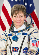 Official Photograph of NASA Astronaut Peggy Whitson of Expedition 50