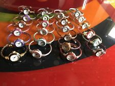 Assorted Color Finish Cable Band Ladies/Girl's Bangle Cuff Fashion Casual Watch