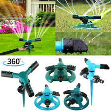 360°Rotating Lawn Sprinkler Automatic Garden Water Sprinkler Lawn Irrigation Lot