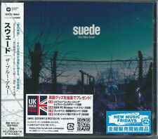 SUEDE,THE BLUE HOUR, CD+INSTRUMENTAL CD, FIRST PRESS,LIMITED EDITION,JAPAN,2018