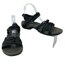 Teva Tirra Sandals Women's Size 7 Bering Sea Hook & Loop Slip On Water Shoes