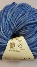 Cleckheaton California #4175 Blue Angels 100% Wool Large 100g Ball