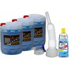 60L PEMCO Frostschutz ANTIFREEZE 911 Konzentrat Kühlflüssigkeiten blau Hahn