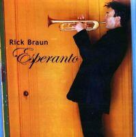 Rick Braun - Esperanto CD #G2008962