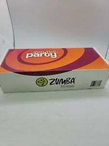Zumba Fitness Join The Party Total-Body Exercise Transformation System Set. DVDs