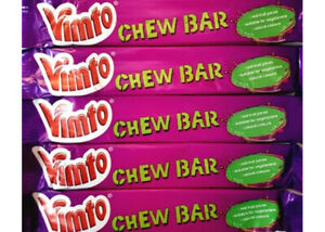 Vimto Bars chewy retro sweets party bag wedding hen do children's gift bags