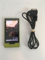 Microsoft Zune HD Olive Green (32GB) 1402 - Digital Media Video Music Player