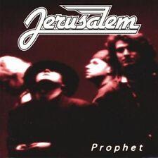 Jerusalem - Prophet CD 1994 Christian Metal
