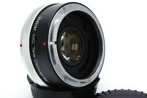 Canon FD FL Vivitar Teleconverter Tele Konverter 2X-4