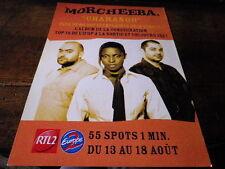 MORCHEEBA - Plan média / Press kit !!! CHARANGO !!!
