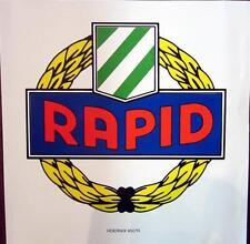 CD / RAPID WIEN / HYMNE / AUSTRIA / RARITÄT /