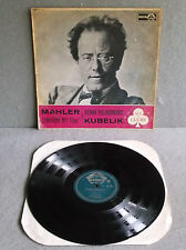 MAHLER SYMPHONY Rafeal Kubelik Vienna Philharmonic Ace of Clubs Classical ACL188