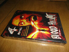 Blood Hunt (DVD) Demon Under Glass, How To Slay A Vampire, 4 MOVIES SET! NEW!