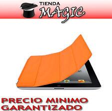 SMART COVER compatible IPAD 2 funda carcasa protectora NARANJA