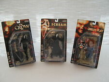 McFarlane Movie Maniacs  2 1999 set of 3