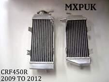 CRF450 2010 RADIATORS MXPUK PERFORMANCE RADS CRF 450 CRF450R CR450F (007)