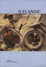 Icelandic Food & Cookery-ExLibrary