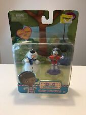 Doc McStuffins: CHILLY & Sir Kirby - Action Figures & Statue Collectible 2.5""