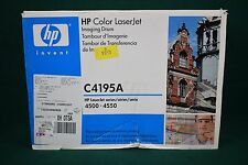 OEM HP C4195A Imaging Drum - New in Damaged Box