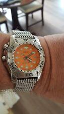 Rare Seiko Big Boss Kinetic 200m  Divers  Watch