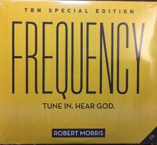 Frequency Tune In, Hear God Robert Morris 4 Audio CD Set New sealed