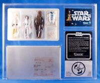 GW Acrylic Display Case for Vintage Star Wars Early Bird Set Mailer (AMC-002)