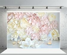 5x3ft Child Flower Backgrounds Vinyl Photo Backdrops Studio Prop For Photography